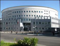 Padova - Il Palazzo di giustizia