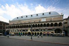 Padova - Palazzo della Ragione, antico tribunale cittadino