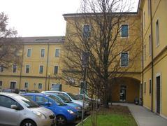 Verona - La sede dell'Ufficio di sorveglianza, nella Cittadella della giustizia