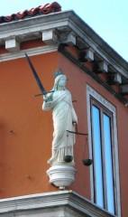 Venezia, Rialto – La Giustizia